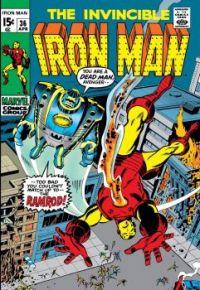 Iron Man Versus Ramrod