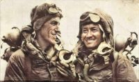 New Zealand mountaineer Hillary and Tenzing Norgay, a Sherpa of Nepal