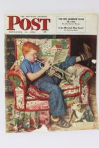 Saturday Evening Post Trumpet Practice