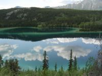 yukon territory  Lake