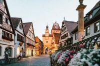 Rothenburg in Germany
