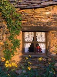 a pretty window