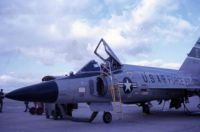 F-102 Torrejon, Spain 1966