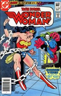 Wonder Woman Versus Commander Video