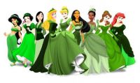 Green Princesses