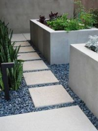 Square Things - Planters and Pavers