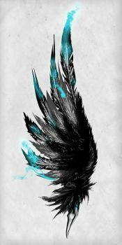 Icarus Ink Wing