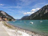 Lake at Pertisau, Austria