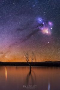 """The Dark River to Antares"""