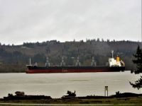 Ship On The Columbia River