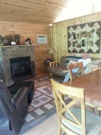 May 2013 Cabin in Hocking Hills