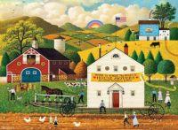 House Movers - Charles Wysocki