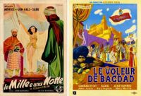 Old foreign Movie Posters