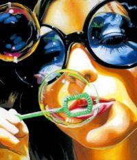 Que de belles bulles