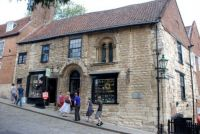 The Norman House, Steep Hill, Lincoln