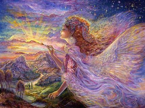 aurora-   Josephine Wall