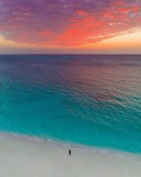 Electric Sunset, Turks and Caicos