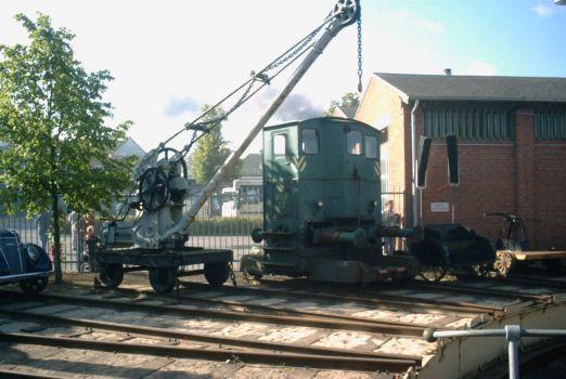 fra Danmarks jernbanemusæum