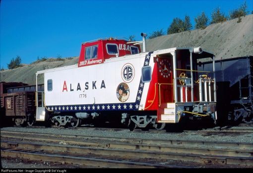192-Alaska, Anchorage-Alaska RR