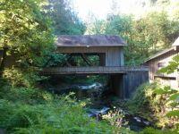 CC Covered bridge