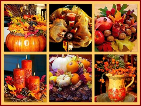 Fall Centerpieces!