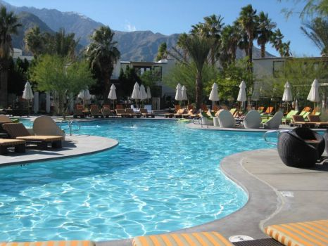 The Riviera Hotel, Palm Springs