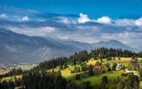 Carpathian mountains Poland