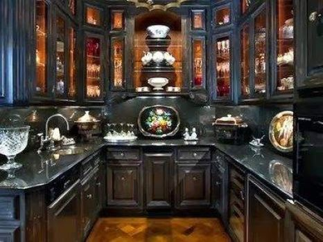 Dream kitchen. . . . . .