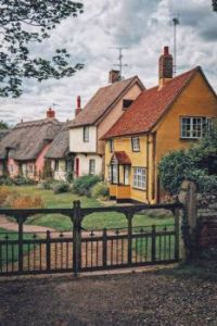 Beautiful Cottages Down the Lane.....