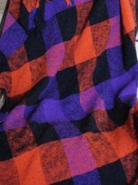 PurpleBlackOrangePlaid