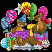 Happy Birthday Cayden & Raveh