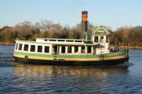 river taxi on the Savannah river