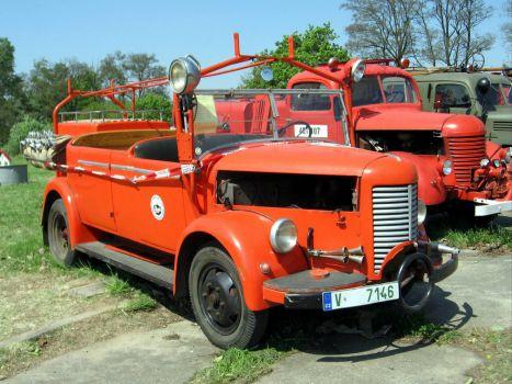 Hasiči Praga A150