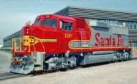 ATSF 119 Atchison, Topeka & Santa Fe
