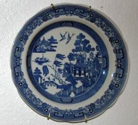 Blue and White Plate 6