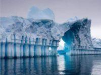 Ice wall - Antarctica