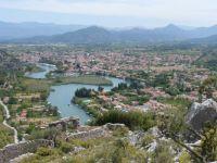Dalyan, Turkey from Kaunos