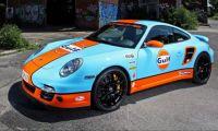 Gulf racing 911