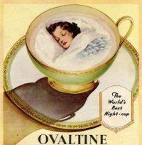 Ovaltine's Ad
