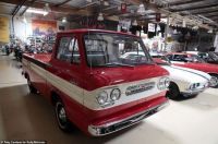 Jay Leno - Big Dog Garage - Corvairs.