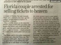 Of course, this happens in Florida.