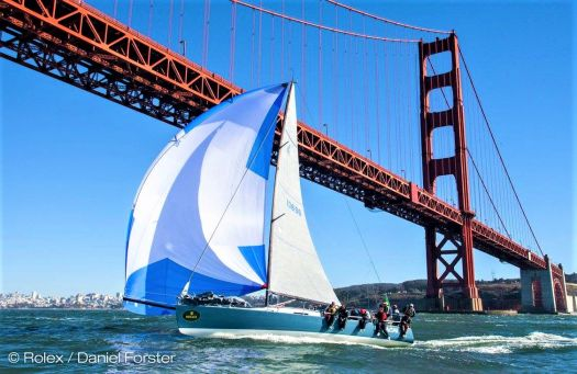 Rolex Big Boat Yacht Racing--2018