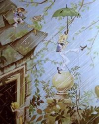 Fairies Love Rain