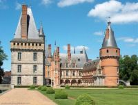 Castle de Maintenon, France