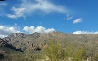 Catalina Mountains, Tucson