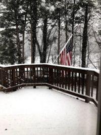 snowy Virginia