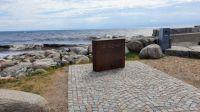 Smygehuk, most southern part of Sweden