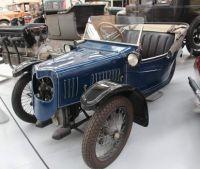 Morgan Sports V-twin Three Wheeler - 1921