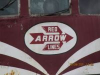 EBT Fall Reunion the Red Arrow Lines Trolley