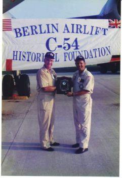Berlin Airlift reunion